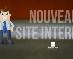 Nouveau site internet SOGAP
